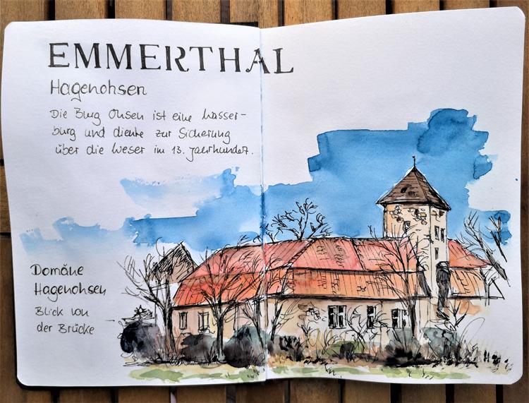 Emmerthal_Hagenohsen_Burg-Ohsen_Domäne
