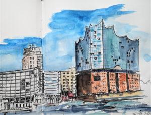Hamburg_Reisetagebuch_Hafen_Elbphilharmonie