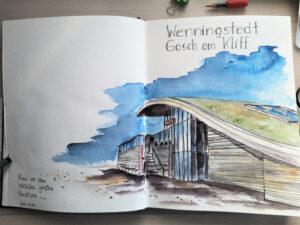 Sylt_Wenningstedt_Gosch_Reisetagebuch