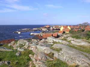 Blick über Christiansø