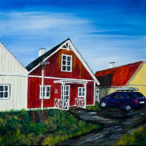 Blavand Dänemark Ferienhäuser