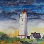Blavand-Fyr-Leuchtturm
