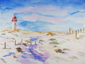 Sylt-List-Leuchtturm
