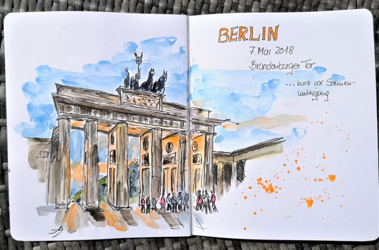 Berlin_Brandenburger-Tor-Urban-Sketching