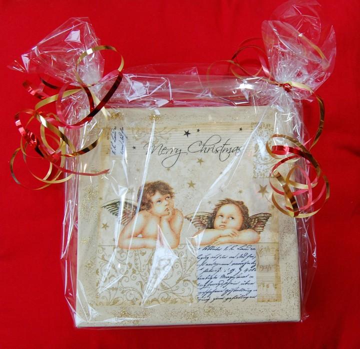 Weihnachten, Engel, Geschenk, Sprüche zu Weihnachten