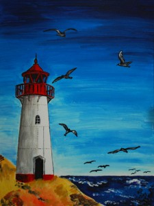 List-Leuchtturm