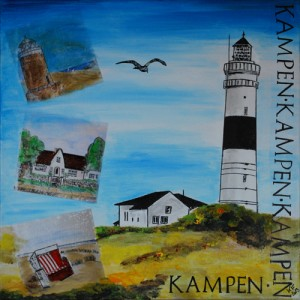 Sylt-Kampen-Leuchtturm