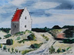 Tilsanddete-Kirke-Dänemark