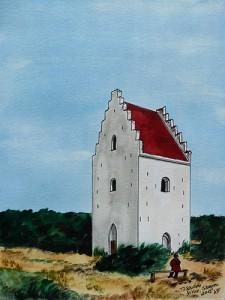 Tilsanddete-Kirke-Skagen